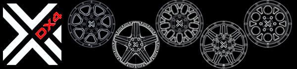 Dx4 Wheels