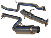 Tsudo 2011-2016 Scion tC S2 JDM Catback slanted exhaust