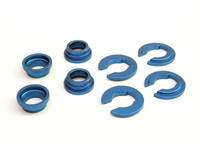 Megan Racing Nissan S13/S14/Z32 Subframe Bushing Collars Arms MR-6275 Main Image