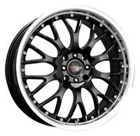 Drag Wheels DR-19 17x7.5 5x120 et42 Gloss Black rims