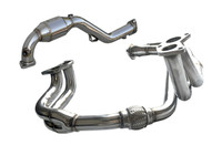 Tsudo 1997-05 Subaru impreza 2.5RS EJ Headers V2 Hi-flow Cat DownPipe (01-0609-1)