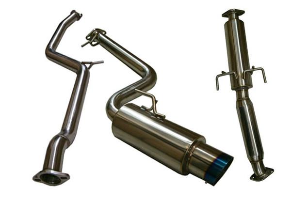 Tsudo 20011-16 scion tc Titanium tip Catback exhaust