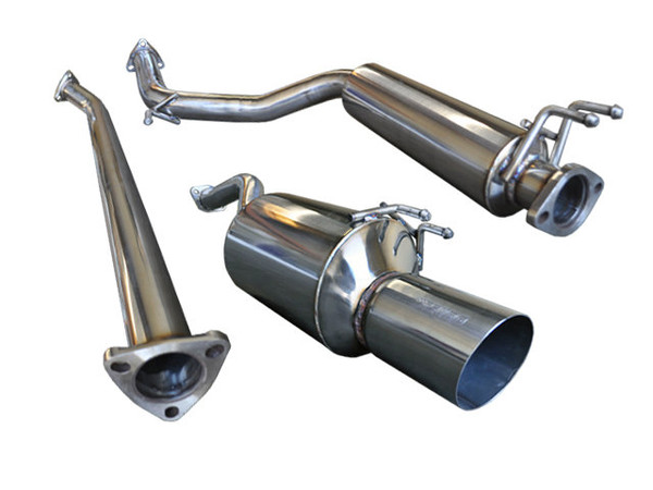 Civic 06-11 evo catback Exhaust system