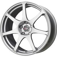 Drag Wheels DR-48 19X9.5 5/114.3 +20 offset Silver Full rims