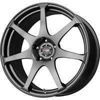 Drag Wheels DR48 19x8 5/112 Charcoal Gray 7-Spoke rims