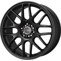 Drag Wheels DR-34 18x8 5/108-115 Matte Black Mesh rims