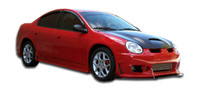 Duraflex 00-05 Dodge Neon B-2 Side Skirts Rocker Panels Kit