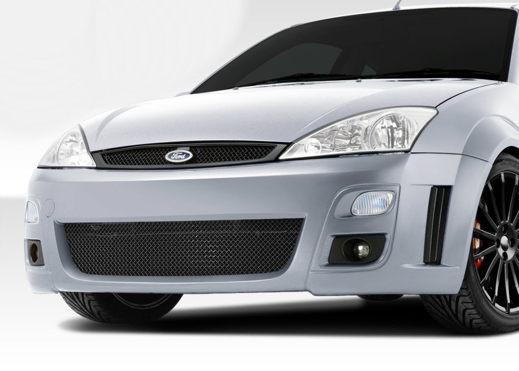 Free Shipping on Duraflex 00-04 Ford Focus F-Sport Front Bumper ...