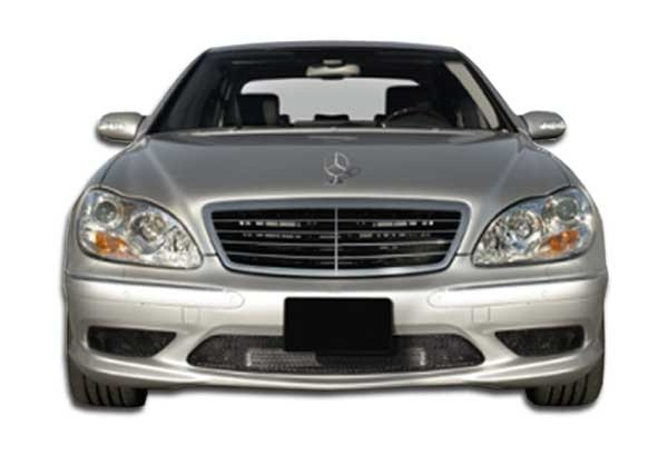 Free shipping on duraflex 00 02 mercedes s class w220 amg for Mercedes benz s550 accessories