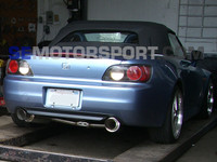 Tsudo s2000 exhaust