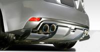 Duraflex 08-14 Impreza STI 11-14 WRX 5DR VR-S Rear Diffuser Kit