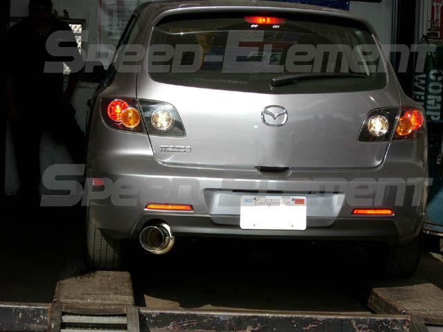 Free Shipping on Tsudo 0406 Mazda 3 Mazda3 Hatchback N1 JDM
