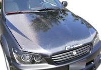 2000-2005 Lexus IS Series IS300 Carbon Creations OEM Hood