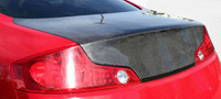 2003-2007 Infiniti G Coupe G35 Carbon Creations OEM Trunk