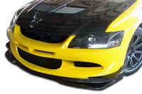 2003-2005 Mitsubishi Lancer Evolution 8 Carbon Creations VR-S Front Lip Under Spoiler Air Dam