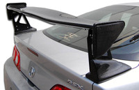 2002-2006 Acura RSX Carbon Creations Type M Wing Trunk Lid Spoiler