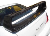 2002-2007 Subaru Impreza WRX STI 4DR Carbon Creations STI Look Wing Trunk Lid Spoiler