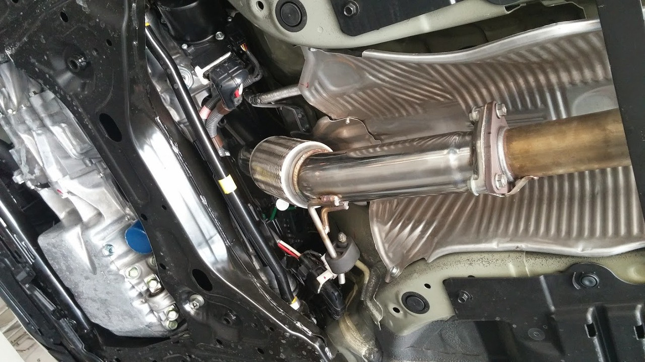 Accord K24 Tsudo headers