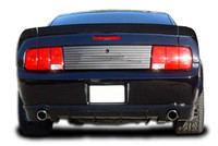 Couture 05-09 Ford Mustang CVX Wing Trunk Lid Spoiler