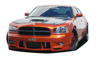 Couture 06-10 Dodge Charger Luxe Wide Body Front Bumper Cover