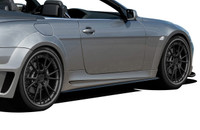 Aero Function 04-10 BMW E63 E64 2DR Conv. AF-2 Wide Body Side Skirts