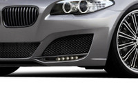Aero Function 11-15 BMW 5-Series F10 4DR AF-3 Front Bumper Add Ons CFP