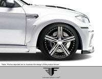 Aero Function 08-14 BMW X6 X6M E71 AF-5 Wide Body Front Fenders GFK