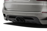 Aero Function 10-13 BMW X5M E70 AF-1 Wide Body Exhaust Metal