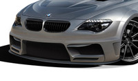 Aero Function 04-10 BMW E63 E64 2DR Conv. AF-2 Wide Body Front Lip