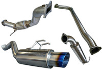 Honda Civic Si K24 Tsudo Bellmouth Header Full Exhaust exhaust