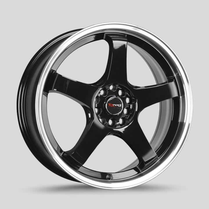 Free Shipping On Drag Wheels Dr 63 18x8 5x100 5x114 3