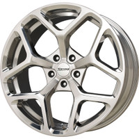 Drag Wheels Dr-64 20x10 5x120 Full Polished et35 Rims