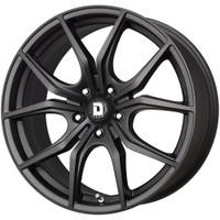 Drag Wheels Dr-67 18x8 5x112 Flat matte Black et35 Rims