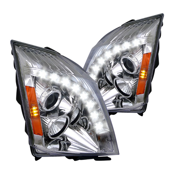 Free Shipping On Junyan 08-14 Cadillac Cts Pro Chrome W
