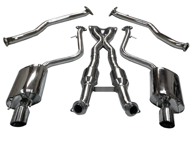is250 full exhaust with Downpipe