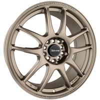Drag Wheels DR-31 18x8 5x100 5x114.3 et48 Rally Bronze Full rims