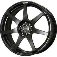 Drag Wheels DR-33 15x7 5x100 5x114.3 Gloss Black Full rims