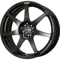 Drag Wheels DR-33 18x7.5 4x100 4x114.3 Gloss Black Full rims