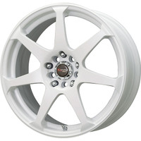 DR-33 in White Full Painted For eclipse Integra RSX Caliber Mazda 3