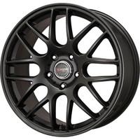 Drag Wheels DR-37 19x8.5 5x114.3 et20 Flat Black Full Mesh rims