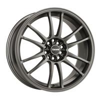 Drag Wheels DR-38 18x8 5x100 5x114.3 et47 Charcoal Gray Full rims
