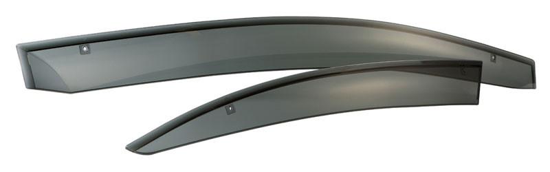 Window visors for Civic