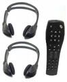 2005-2009 Pontiac Montana  IR Headphones and Remote Combo