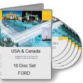 Ford CD Navigation Updates