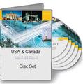 Ford CD Navigation Bundle GPS Discs