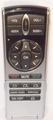Mercedes (1999-2005) DVD remote control