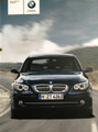 2008 BMW 5 Series 528 535 550 Owners manual