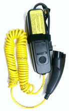 Fiat electric car charger