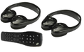 GM Headphones and DVD Remote control