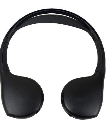 Wireless Infrared Headphones For 2004-2008 Mercury Monterey 2 Channel Fold In IR